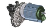Libralato Engine for hybrid vehicles